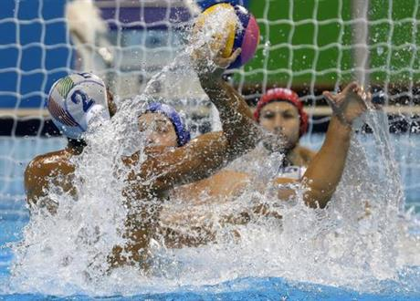 Rio Olympics Water Polo Men