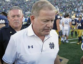 Brian Kelly, David Cutcliffe
