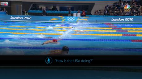 Showcasing Tech at the Olympics
