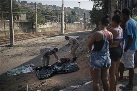 Brazil Failing in Slums