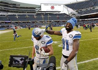 Calvin Johnson, Matthew Stafford