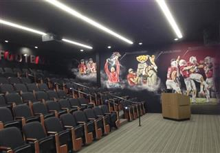Stanford New Facilities Football