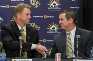 UCF Frost Football