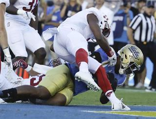 Stanford UCLA Football