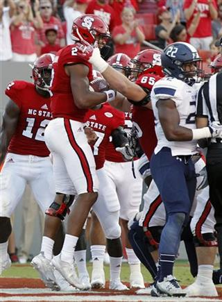 Old Dominion NC State Football