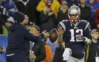 Patriots Deflated Footballs Football