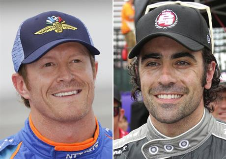 Indy 500 Drivers Robbed