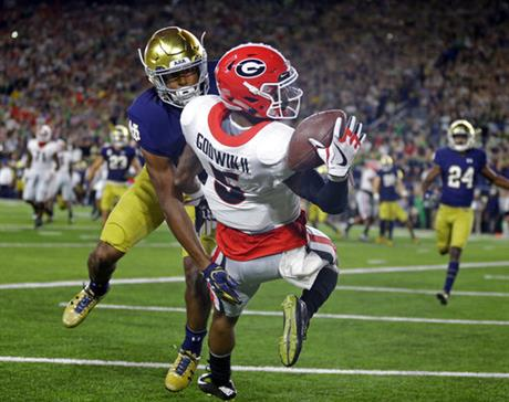 Julian Love, Terry Godwin