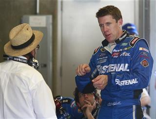 Carl Edwards, Jack Roush