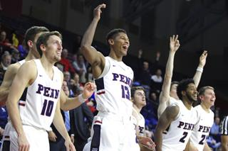Navy Penn Basketball