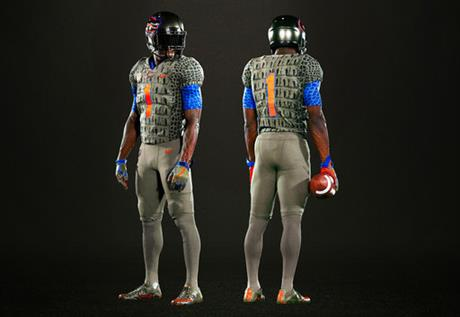 New Look Gators Football