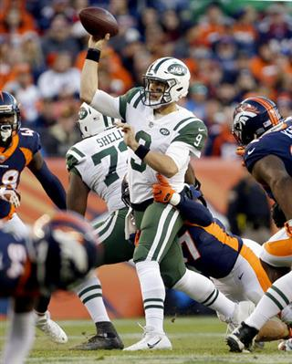 Jets Awful Offense Football