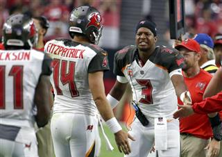 Buccaneers QBs Football