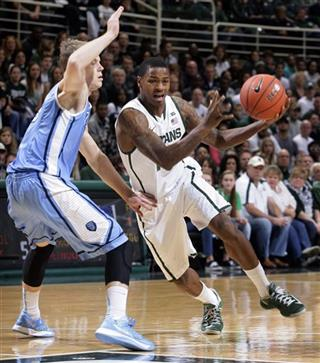 Keith Appling, Grant Mullins