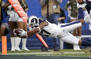APTOPIX Texans Rams Football