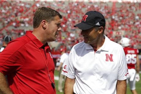 Mike Riley, Chris Ash