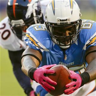 Antonio Gates, Mike Adams