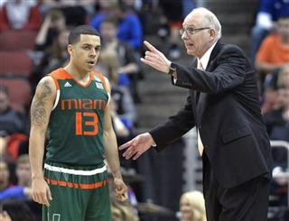 Jim Larranaga, Angel Rodriguez