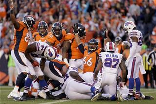 Bills Broncos Football