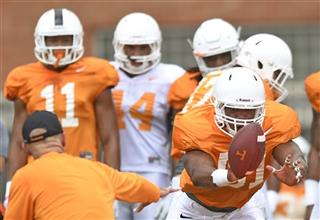 Tennessee Practice Football