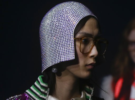 d739a56c0fc1 Milan Fashion Week: Gucci extends news cycle with Rocket Man