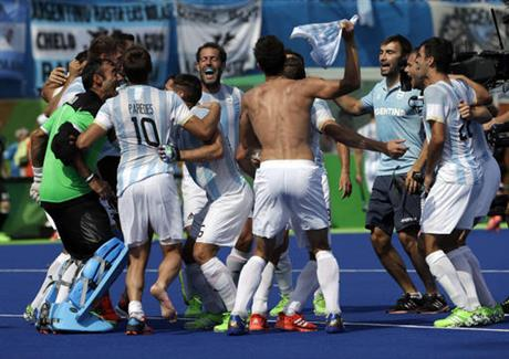 Rio Olympics Hockey Men