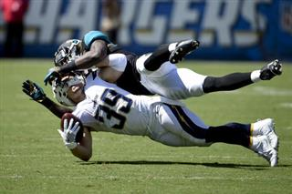 Jaguars Chargers Football