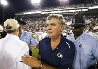 Dave Clawson, Paul Johnson