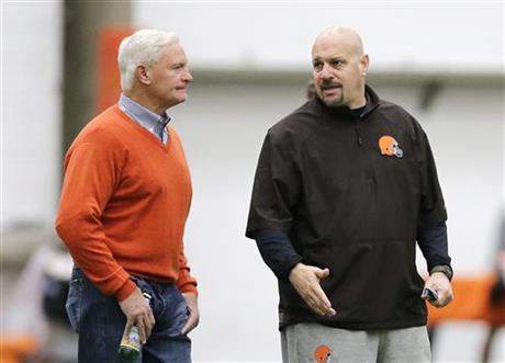 Mike Pettine, Jimmy Haslam