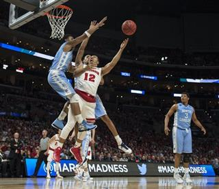North Carolina Wisconsin Basketball
